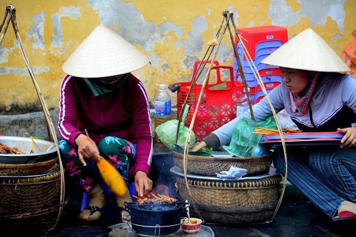 ẩm thực đường phố Hội An