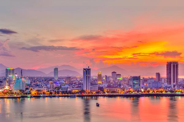 Thành phố Đà Nẵng xinh đẹp và hiện đại
