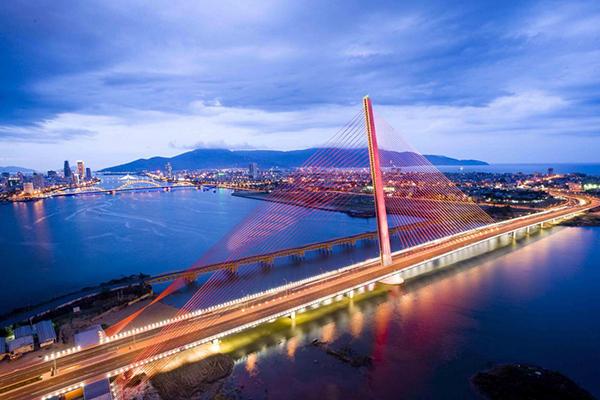 Cầu Xoay sông Hàn