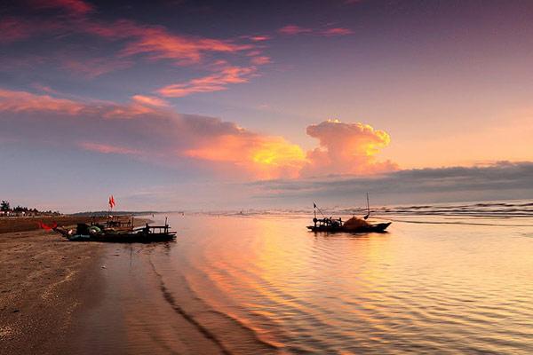 Bãi biển Diễn Thành