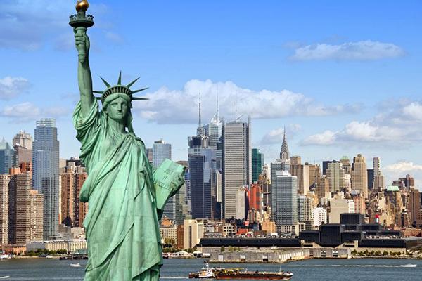 Mỹ luôn hoan nghênh chào đón du khách từ khắp nơi về