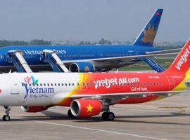So sánh Vietjet và Vietnam Airline – Nên chọn hãng nào