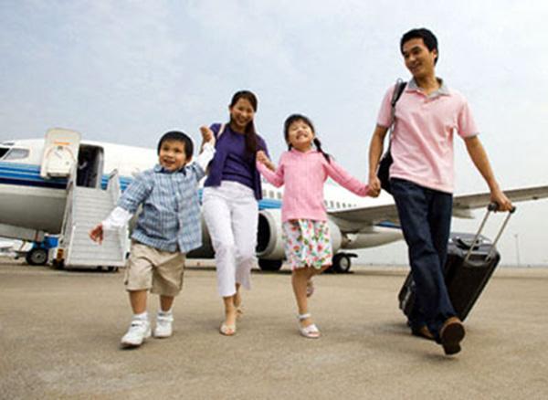 Vé máy bay giá rẻ tháng 12