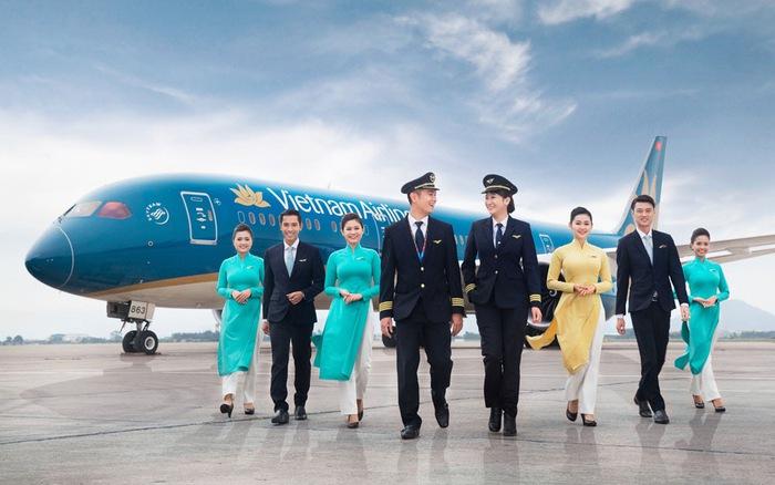 Vé máy bay Vietnam Airline tháng 2