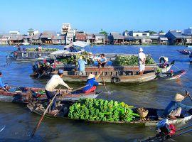 Vé máy bay Vietnam Airlines đi Cần Thơ