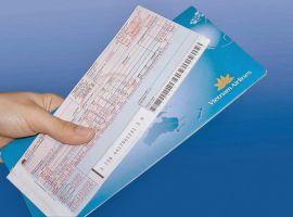 Đổi vé máy bay Vietnam Airlines mất bao nhiêu tiền?