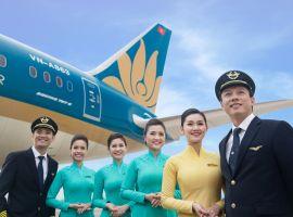 Code vé máy bay Vietnam Airlines