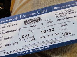 Hủy vé máy bay Vietnam Airlines mất bao nhiêu tiền