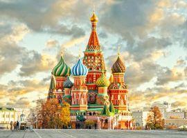 Vé máy bay Vietnam Airlines đi Nga