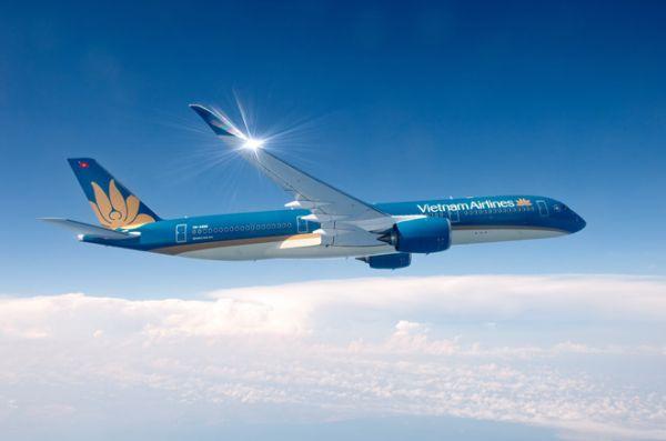 Vé máy bay Vietnam Airlines tháng 4