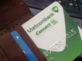 Thanh toán vé máy bay Vietnam Airlines qua Vietcombank