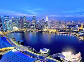 Vé máy bay Vietnam Airlines đi Singapore